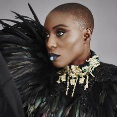 Laura Mvula, la chanteuse anglaise au magnétisme éclectique - Elle