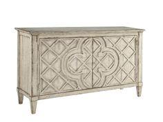 Fine Furniture Design Jardin Lattice Console 1352-856