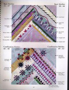 Decorative stitching344
