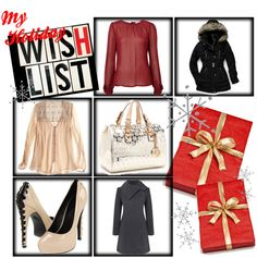 """My wish list"" by lanalan ❤ liked on Polyvore"