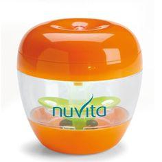 Przenośny sterylizator do smoczków / Nuvita