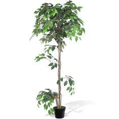 Kunst vijgenboom met pot 160 cm