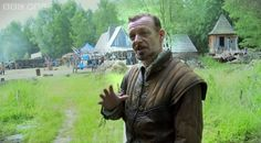 """VIDEO: Behind the Scenes of the Battle of Pinon in """"The Return ..."""