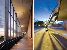 jackson clements burrows architects: keast park community pavilion