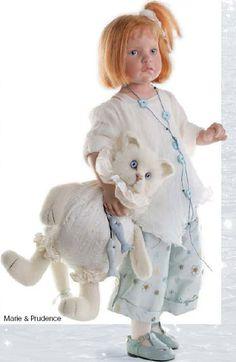 Collectible Porcelain Dolls | Beautiful Collectible Porcelain Dolls Hildegard Gunzel Extraordinary ...