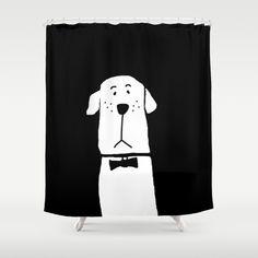 Shower curtain!