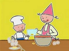 Mousse au chocolat - a cute animation for cooking vocabulary French Teaching Resources, Teaching French, Teaching Activities, Disney Junior, French Poems, High School French, French Cartoons, French Movies, French Classroom