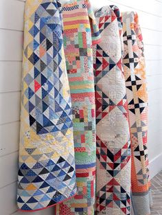A peek inside the pages of Oh, Scrap! by Lissa Alexander <3 #quilt #quilting #scrapquilt