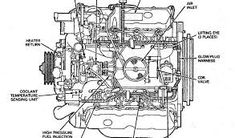 For 6.0 Powerstroke EGR Valve and Cooler System Diagram