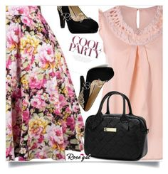 """""""Rosegal  75"""" by mell-2405 ❤ liked on Polyvore"""