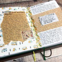 Bullet Journal Cover Ideas, Bullet Journal Notes, Journal Covers, Bullet Journal Inspiration, Travel Journal Pages, My Journal, Journal Design, Creative Journal, Journal Paper