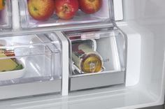 LG's new Blast Chiller cools a can of brew or bottle of wine in under 5 minutes!