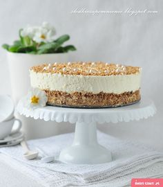Tort biały puch