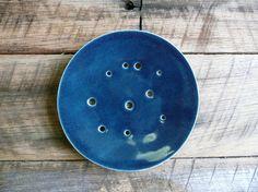 yumi ando | starry night rd ceramic soap dish