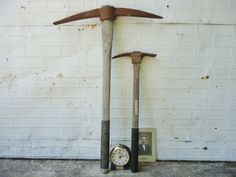 Old Pick Axe Tools
