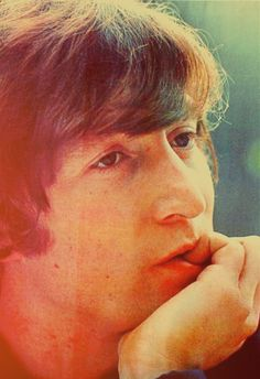 John Lennon.. te amo te amo te amo te amo te amo.. I LOVEEEEEEEEEEEEEEE YOU.