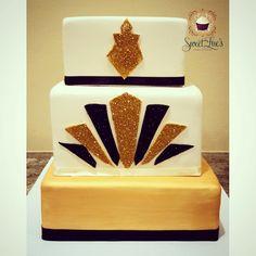 Hollywood Themed Cake