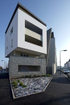 Social Housing in Angers / Studio Bellecour Architects