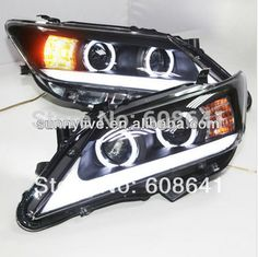 For TOYOTA 2012-13 year Aurion Camry LED Head lamp ZM