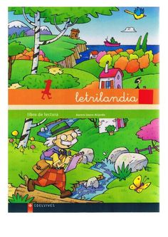 Cartilla de Lactura Letrilandia nº1 English Activities, Preschool Activities, Abc For Kids, 1st Day Of School, Early Education, Kids Education, Learning Spanish, Speech Therapy, Literacy