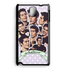 Dylan O'Brien Collage Samsung Galaxy Note 3 Case