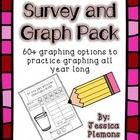 A great way to encourage collaborative learning!  Students grab a clipboard and find some friends to survey.  They collect data, form a graph and t...