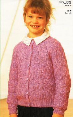 401a2ec85 636 Best Vintage childrens knitting patterns   knit patterns images ...