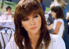 Victoria Principal as Pamela Ewing on Dallas.