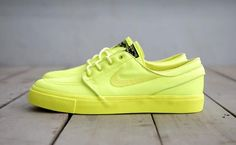 "Nike SB x Three Squares Studio Stefan Janoski ""Lemon Twist"""