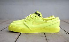 "Nike SB x Three Squares Studio Stefan Janoski ""Lemon Twist"""