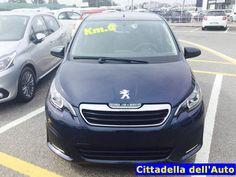 !!! Peugeot 108  !!! 1.0 ACTIVE 5 porte immatricolata marzo 2016 km. ZERO colore Blu Smalto Metallizzato Ruotino di scorta/touch screen Da noi a soli €. 10.300 oltre a passaggio di proprietà. maurizio.moretti@supercarsrl.eu 333.6456861 Per questa e altre proposte, visitate il nostro sito: www.cittadelladellauto.it