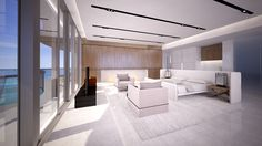 Interior Design by Eric Dyer. Featuring furniture by Arthur Collection and Armani casa.