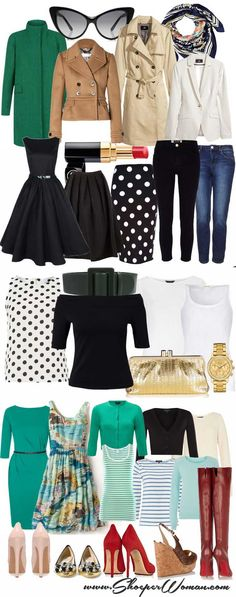 closet essentials: the ultimate list