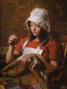 Morgan Weistling - The Quilter