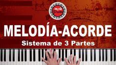 Como Tocar Melodía y Acordes en el Piano