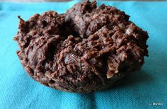 Baked Chocolate Coconut Donuts  2 cups flour 1 tsp salt 2 tsp baking powder ¾ cup granulated sugar ¼ cup cocoa 1 cup shredded coconut 2 tbsp butter, melted 2 eggs ¾ cup low fat vanilla yogurt (I used Stoneyfield Farm Organic) 3 oz unsweetened baking chocolate, melted 1 tsp vanilla extract ¼ cup milk  Preheat oven to 375. Spray a doughnut pan with cooking spray.  bake 12-15 mins
