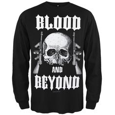 Black Label Society - Blood & Beyond Long Sleeve T-Shirt