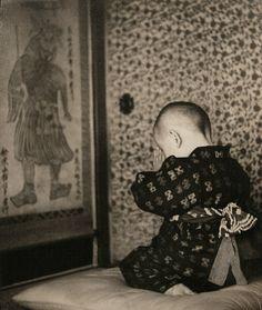 Keshin (Faith), early 1940's by Shoichido Kurihara