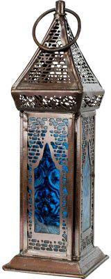 Azurus - Turquoise - Candle Holder