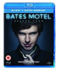 Bates Motel - Season 4 [Blu-ray] [2016]