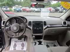 2012 Jeep Grand Cherokee Laredo 4x4 SUV - 3.6L V6, 94k miles. Selectable 4wd modes.  Smithfield, NC