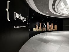 BOOKSTORES! Prologue bookstore by Ministry of Design, Singapore » Retail Design Blog