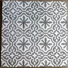 Phil & Amity's display bathroom feature tiles from Tera Nova Bronte