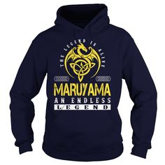 MARUYAMA Legend is Alive Name Shirts #gift #ideas #Popular #Everything #Videos #Shop #Animals #pets #Architecture #Art #Cars #motorcycles #Celebrities #DIY #crafts #Design #Education #Entertainment #Food #drink #Gardening #Geek #Hair #beauty #Health #fitness #History #Holidays #events #Home decor #Humor #Illustrations #posters #Kids #parenting #Men #Outdoors #Photography #Products #Quotes #Science #nature #Sports #Tattoos #Technology #Travel #Weddings #Women