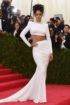 The Look   The Most Daring Red-Carpet Ensembles From Last Night's Met Gala