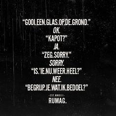 Kapot! Sorry...