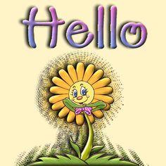 Hey, Hello, Hi