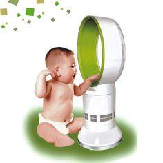 Moderno e inovador o ventilador sem hélice KG Wind é perfeito para quem gosta de novidades! Além de oferecerem um visual desafiador a todos que o olham, ele é fácil de limpar, totalmente seguro para crianças e animais domésticos - por não conter hélices - emite um baixo nível de ruído e é muito econômico. www.Dinda.com.br