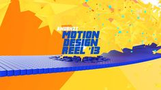 ! ANUBHAV MOTION GRAPHICS REEL 2013 on Vimeo