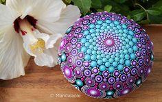 Image of The Elements: Water Mandala Stone